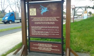 D-Day leadership experiences Site of pegasus bridge