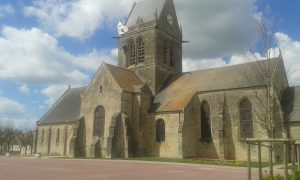 Leadership Lessons Church in St Mere Eglise