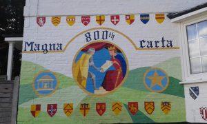 Magna Carta Mural