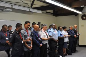 Senior leadership training courses at New Zealand police college