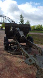 Battle for Arnhem bridge