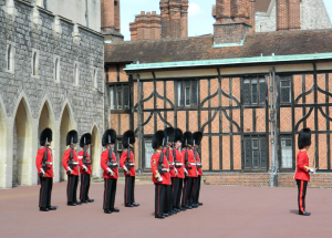 Leadership Lessons Changing the Guard